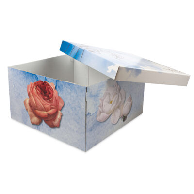 Pudełko na tort 325x325x195